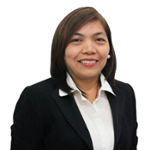 Ms. Leni Bantiling (VP - Business Development, Trends and Concepts Total Interior Solutions, Inc.)