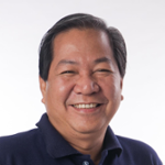 Engr. Antonio Garcia (Wastewater Management Division Head, Maynilad Water Services, Inc.)