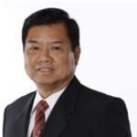 Mr. Danilo Fausto (National President at Philippine Chamber of Agriculture and Food, Inc.)