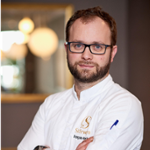 Chef François-Xavier Lambory (Executive Chef at Stirwen, Brussels, Belgium, 15/20 Gault & Millau)