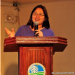 Aileen Lucero (National Coordinator at EcoWaste Coalition)