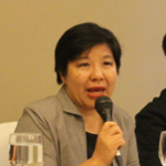 Ms. Lourdes Ellen Kionisala (Chief of CDO at Board of Investments Extension Office)