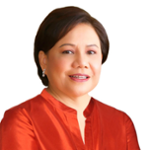 Cynthia Villar (Senator, Chairperson of the Senate Committee on Environmental and natural Resources; and Agriculture and Food, the Senate of the Republic of the Philippines)