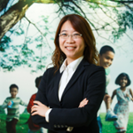 Terrynz Tan (Executive Director, TetraPak Malaysia, Singapore & Philippines)