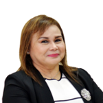 Bge. Charito Plaza (Director General, PEZA)