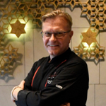 Chef Nickolai Stoyanov (Executive Chef, Crimson Spa & Resort, Boracay)