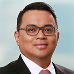Atty. Bienvenido Marquez III (Partner and Head, Intellectual Property Practice Group and Information, Technology & Communications Industry Group at Quisumbing Torres)