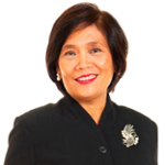 "Ma. Aurora ""Boots"" Geotina-Garcia (Chairperson, Philippine Women's Economic Network (PhilWEN))"