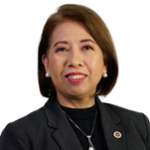 Asec. Ma. Teresa Habitan (Assistant Secretary, Department of Finance)