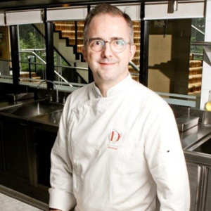 Chef Marc Chalopin (Executive Chef at Ducasse Education Philippines)