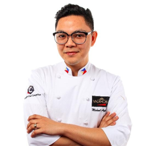 Chef Miko Aspiras (Executive Pastry Chef, Le Petit Soufflé and Scouts Honor PH)