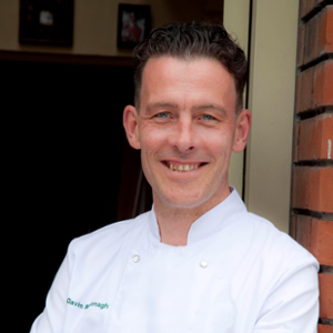 Chef Gavin Mc Donagh (Executive Chef at Brioche Dublin, Dylan McGrath Group)