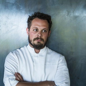 Chef Francesco Brutto (Executive Chef at Undicesimo Vineria, Treviso, Italy, 1 Michelin Star)