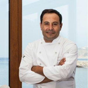 Chef Oscar Calleja (Executive Chef, Annua, San Vicente de la Barquera, Spain, 2 Michelin Stars)