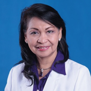 Dr. Lulu Bravo (Executive Director of Philippine Foundation for Vaccination)