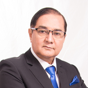 Dr. Morni Kambri (Founder and Chairman of SIDMA College)