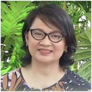 Dr. Maria Wilda Silva, MD, MBA-H (National Immunization Program Manager at Department of Health)