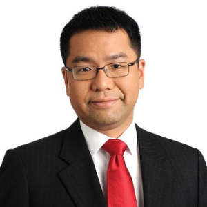 James Wong (Partner - Strategic Risk Consulting at Willis Towers Watson)